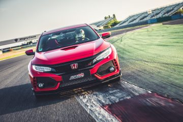 Honda Civic Type R stabilisce nuovo record a Magny-Cours