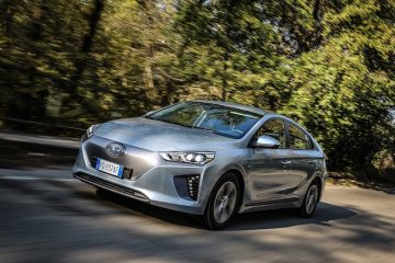 Hyundai IONIQ Electric: l'auto più efficiente d'Europa
