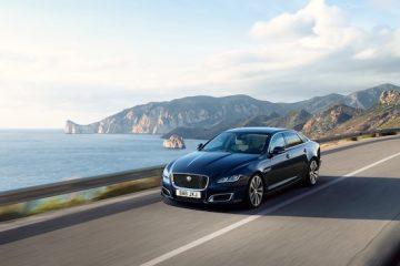 Jaguar XJ50 celebra cinquant'anni della berlina