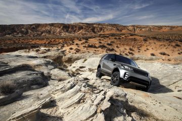 Land Rover Realizza Guida Autonoma All-Terrain