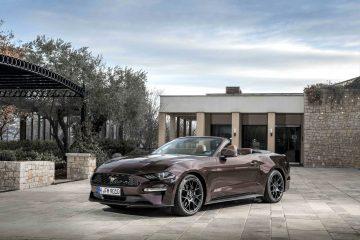 Mustang è la Sportiva di Ford più venduta al mondo