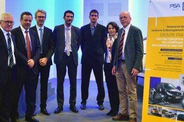 PSA E Centrale Nantes Insieme in Simulazione Digitale