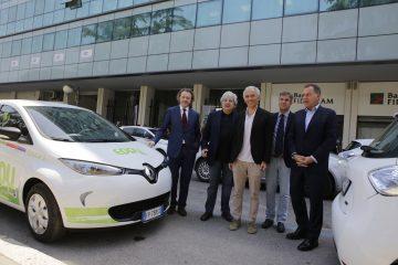 EPPY: Operativo A Latina Car Sharing Elettrico