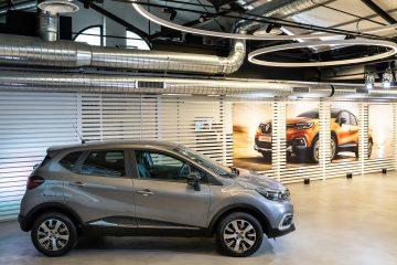 Renault rinnova gamma dei suoi crossover