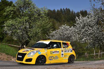 La Suzuki Rally Cup nel 42mo Rally 1.000 Miglia