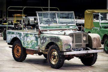70 anni di Land Rover