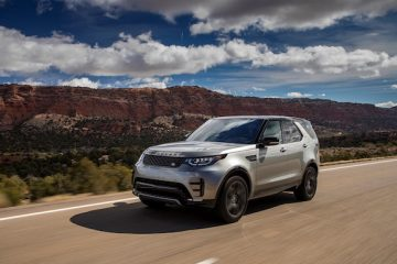 Land Rover Discovery con nuovo motore e tecnologie