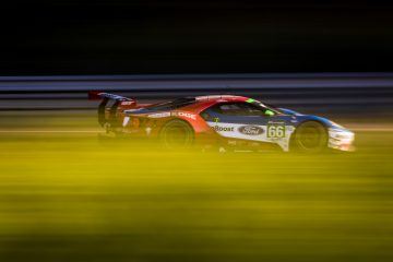 Team Ford Chip Ganassi Racing pronto per Le Mans