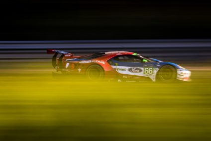 Team Ford Chip Ganassi Racing pronto per Le Mans