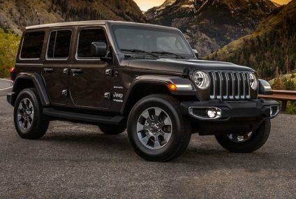 Jeep premiata per Wrangler, Renegade, Grand Cherokee
