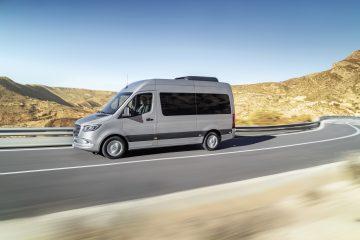 Mercedes-Benz Vans investe su made in Italy