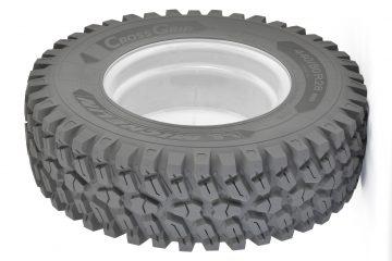 Michelin presenta il nuovo pneumatico Crossgrip