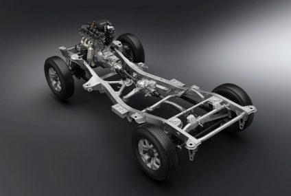 Suzuki Jimny giunge alla quarta generazione