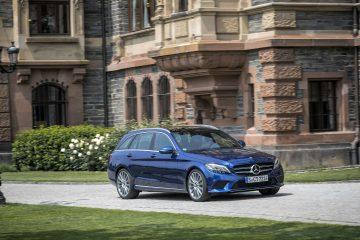Nuova Mercedes-Benz Classe C: il bestseller si rinnova