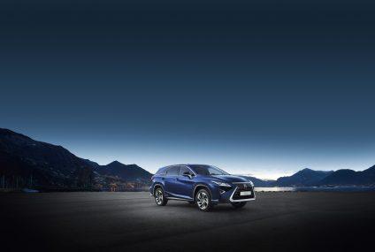 Lexus RX L Hybrid