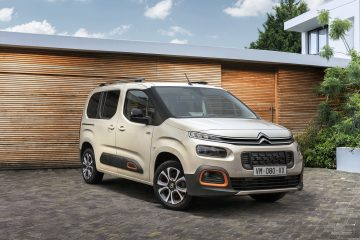 Nuovo Citroën Berlingo