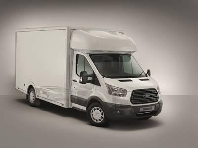 Ford presenta il nuovo Transit Skeletal