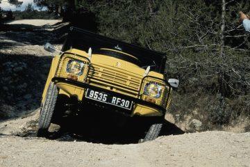 Cinquant'anni di Mehari: l'auto trasformista