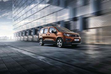 Peugeot presenta nuovo Rifter