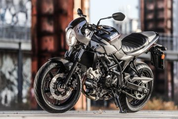 Suzuki SV650X trionfa nei Best Bike Awards 2018