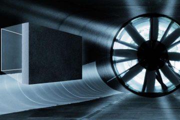 Toyo studia i flussi aerodinamici, sfida per mobilità futura