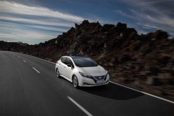 Nissan LEAF in Europa continua corsa al successo