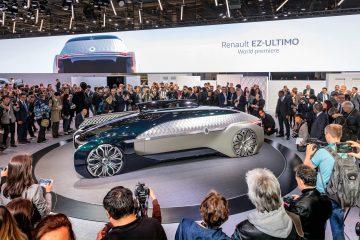 Renault al Mondial de L'Auto Paris