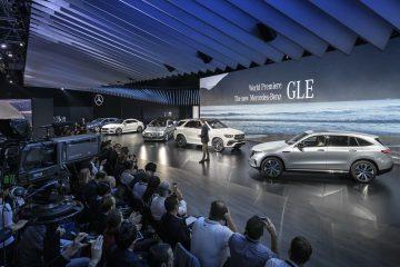 Mercedes-Benz al Mondial de L'Auto Paris